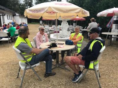 LG Nieuwenrode: Fietstocht 26/08/2018